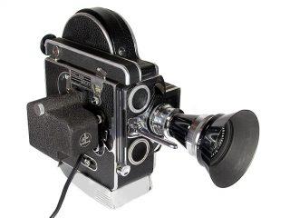 Retro 16mm Camera