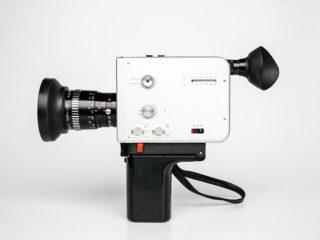 Retro Family Camcorder